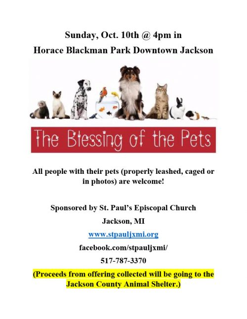 Pet Blessing Poster 202110241024_1